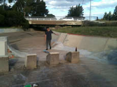 Luke Drain Spot