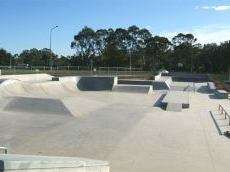 Macquarie Fields Skatepark