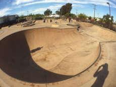 Dolores Magdaleno Skatepark