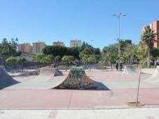 Malaga Portada Alta Skate Trac
