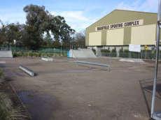 Mansfield Skatepark