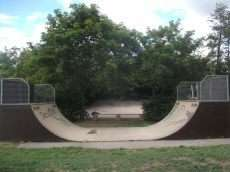 March Skatepark