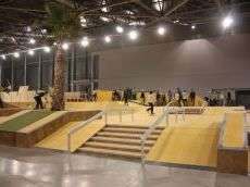 Marseille Indoor Skatepark