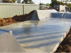 Mathoura Skatepark