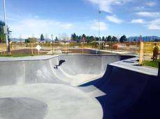 Matsqui Recreational Skatepark