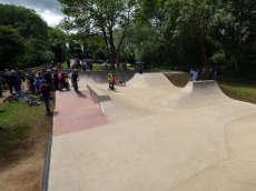 Thrapston Skate Park