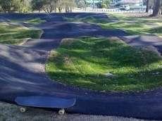 Meakin Park Pump Track