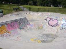 Meers Brooke Park Skate Park