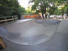 Mellow Park Skatepark