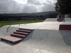Meltham Skate Park