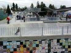 Metro Skatepark Burnaby