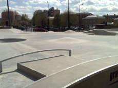 Mile End Skatepark