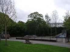 Millennium Park Skatepark