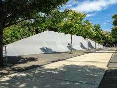 Monceau Skatepark