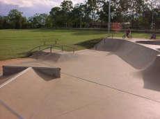 Moranbah New SKate Park