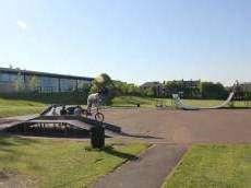 Morley Park Skatepark