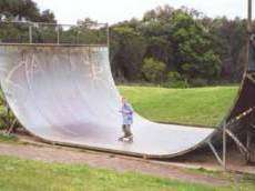 Mornington Vert Ramp
