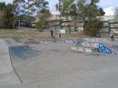 Moss Vale Skatepark