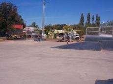 Moulamein Skatepark