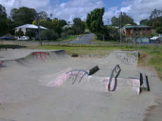 Mount Morgan Skatepark