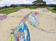 Mullumbimby Skate Park