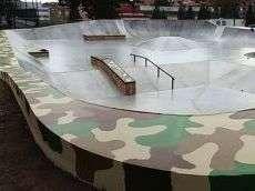 Mungia Skatepark
