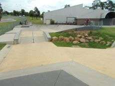 Musswellbrook New Skatepark