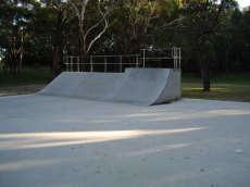 Nelson Bay Skate Park