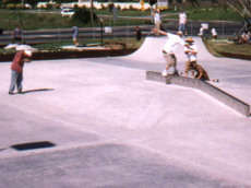 Nexus Skate Park (CLOSED)