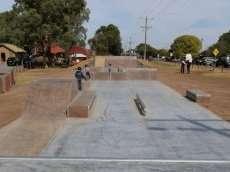 Nhill Latest Park