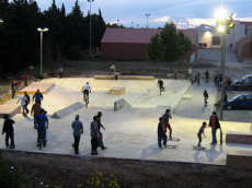 Nimes Skatepark