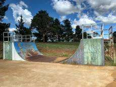 Nimmitabel Mini Ramp