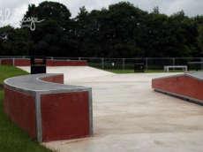 Northampton Skate Plaza