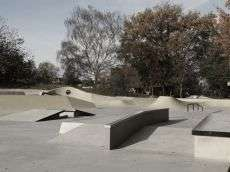 North Bridge Skatepark