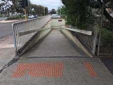 Underpass Rail