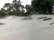Nuriootpa Skate Park