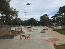 Oaklands Skatepark
