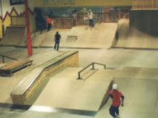 Ollie House Skate Park