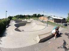 One Minet Skatepark
