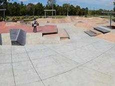 Ormeau Skatepark