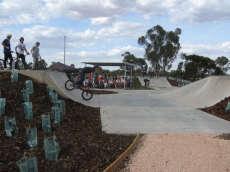 Ouyen Skatepark