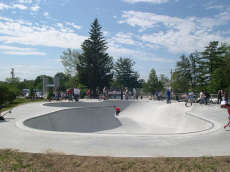 Oxford Hills Skate Park