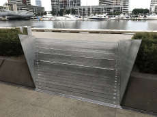 Oz Wharf MEtal Bank 1