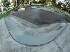 Pacific Paradise Skate Park