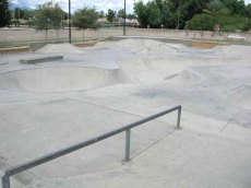 Palm Dersert Skatepark