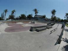 Paramount Skatepark