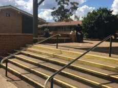 Parkes School Rail