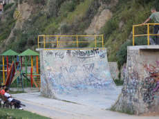 Parque Orkojhuria Skatepark