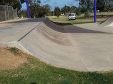 peak hill skatepark