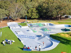 Perry Lakes Skate Park